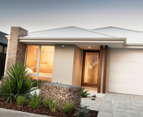Exterior of the Adventurer by Perth home builders, Move Homes'