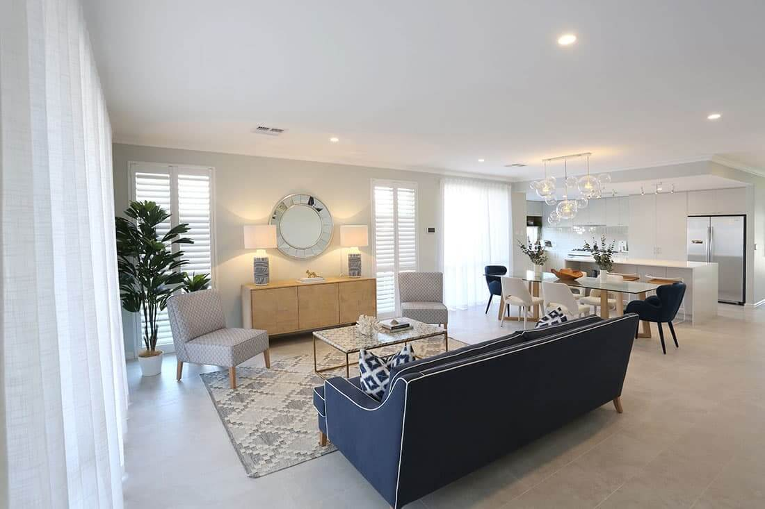 Interior of Move Homes' 43 Benmore Landsdale house and land package