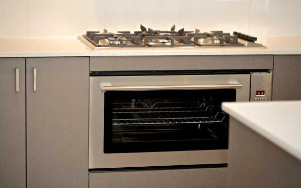900 Stainless Steel Appliances are inclusions of select Move Homes house and land packages