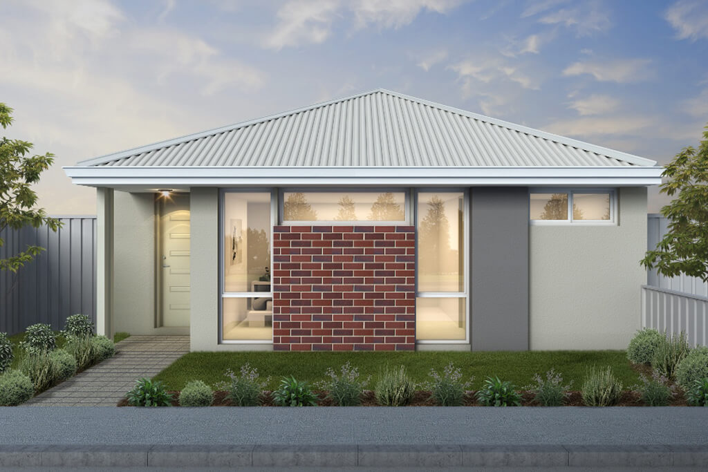 The Bandos, a new home design by Move Homes for Perth families and first time home buyers