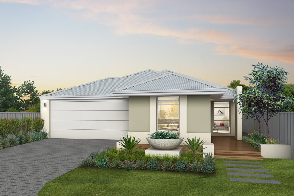 The Cayman, a new home design by Move Homes for Perth families and first time home buyers
