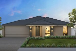 The Daydream, a home design by Move Homes for Perth families and Perth first time buyers