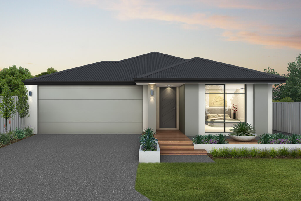 The Elba, a new home design by Move Homes for Perth families and first time home buyers