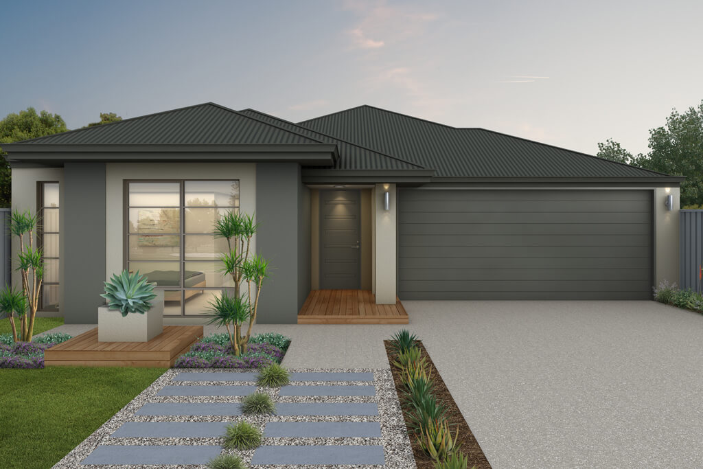 The Finey, a new home design by Move Homes for Perth families and first time home buyers