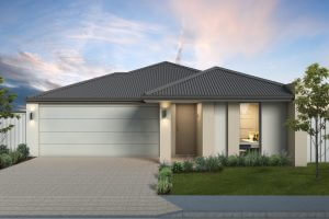 The Hamilton, a new home design by Move Homes for Perth families and first time home buyers