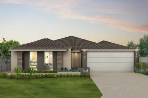 The Lombok, a home design by Move Homes for Perth families