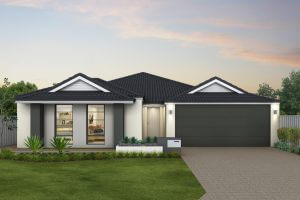 The Luzon, a home design by Move Homes for Perth families
