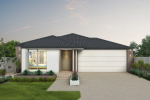 The Mykonos, a new home design by Move Homes for Perth families and first time home buyers
