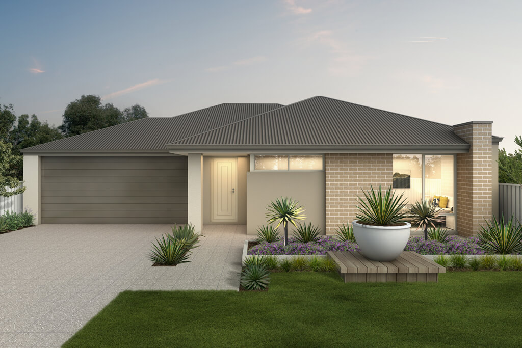 The Navarino, a new home design by Move Homes for Perth families and first time home buyers