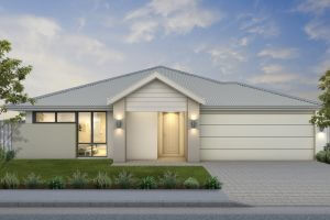 The Oahu, a home design by Move Homes for Perth families