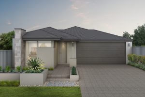 The San Miguel, a new home design by Move Homes for Perth families and first time home buyers