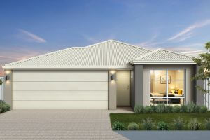 The Sardinia, a new home design by Move Homes for Perth families and first time home buyers