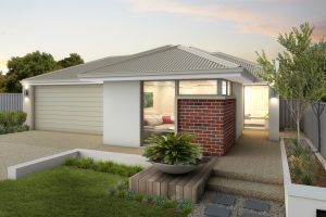 The Sentosa, a new home design by Move Homes for Perth families and first time home buyers