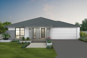 The Tabarca, a new home design by Move Homes for Perth families and first time home buyers