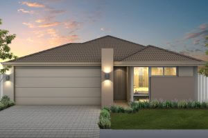 The Bermuda, a home design by Move Homes for Perth families and Perth first time buyers