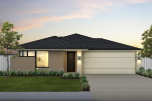 The Visayas, a new home design by Move Homes for Perth families and first time home buyers