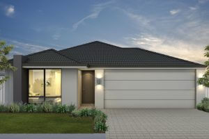 The Whitsundays, a new home design by Move Homes for Perth families and first time home buyers