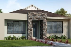 The Barrington, a new home design by Move Homes for Perth families and first time home buyers