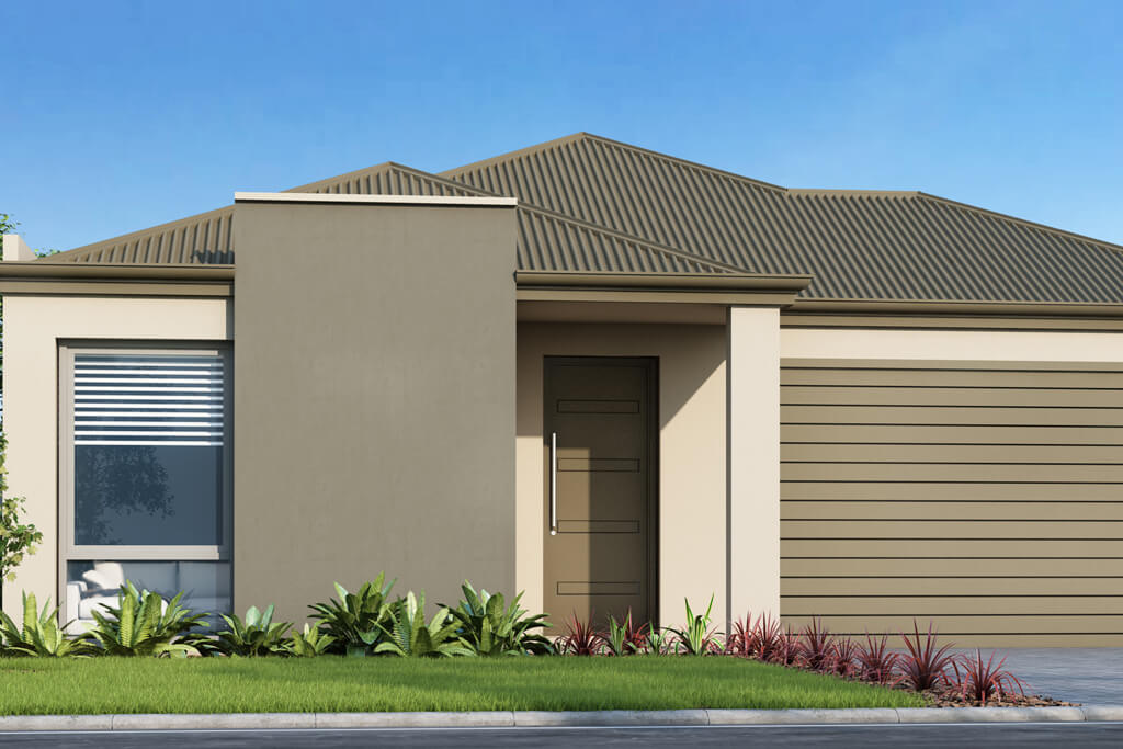The Congaree, a new home design by Move Homes for Perth families and first time home buyers