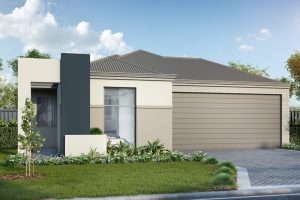 The Denali, a new home design by Move Homes for Perth families and first time home buyers