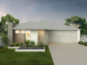 The Daintree, a new home design by Move Homes for Perth families and first time home buyers