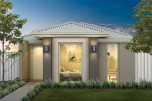 The Maldives, a new home design by Move Homes for Perth families and first time home buyers