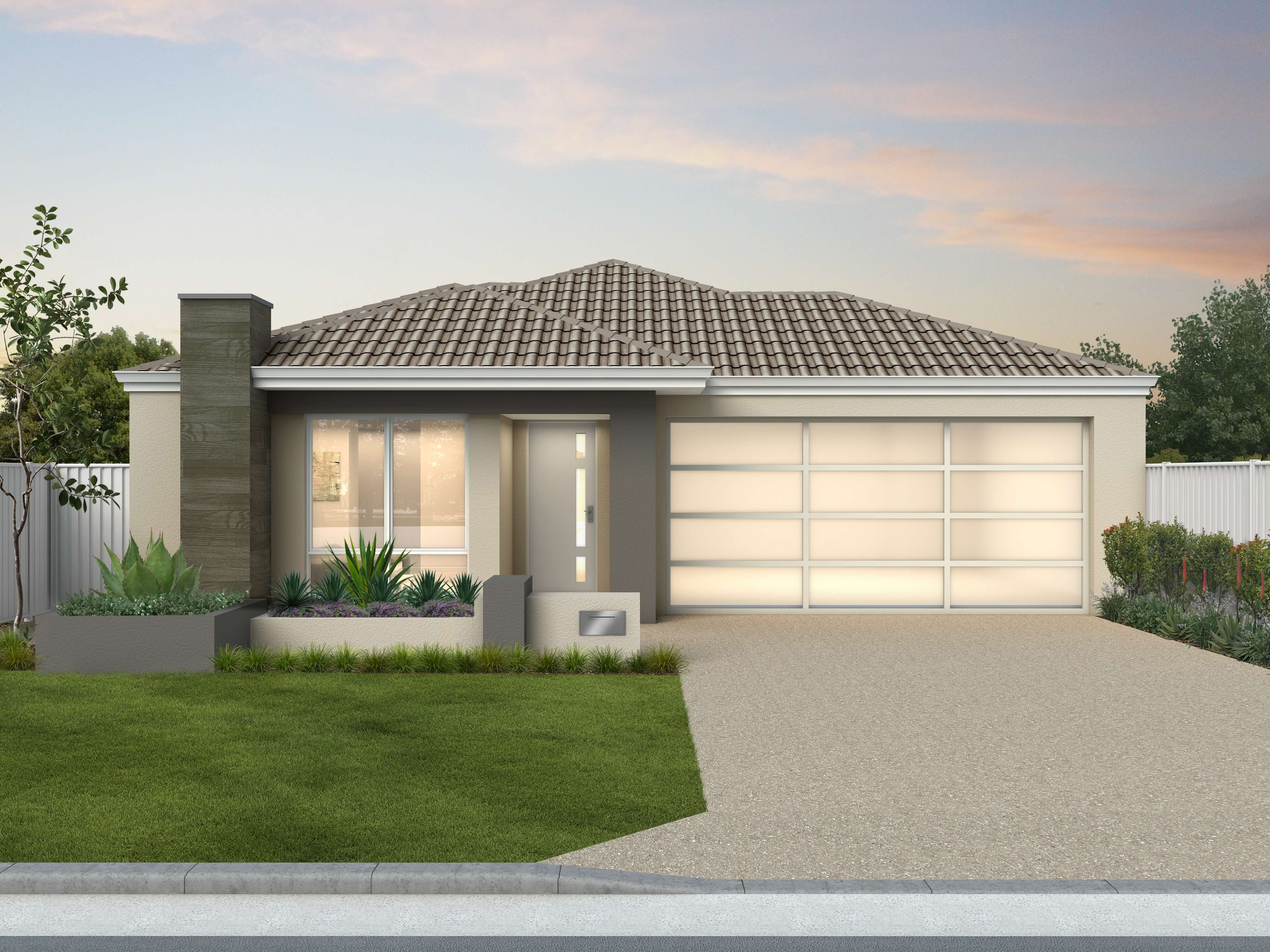 The Acacia, a new home design by Move Homes for Perth families and first time home buyers
