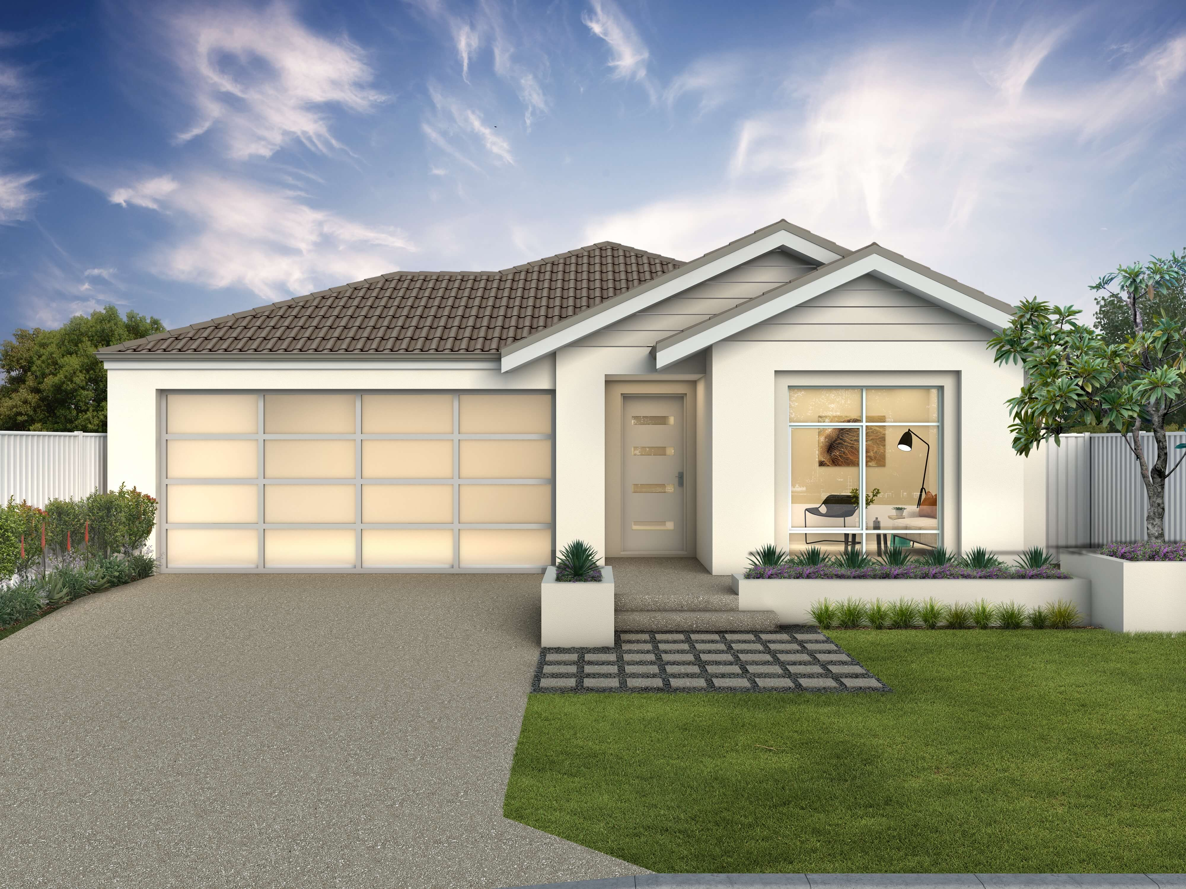 The Beaufortia, a new home design by Move Homes for Perth families and first time home buyers