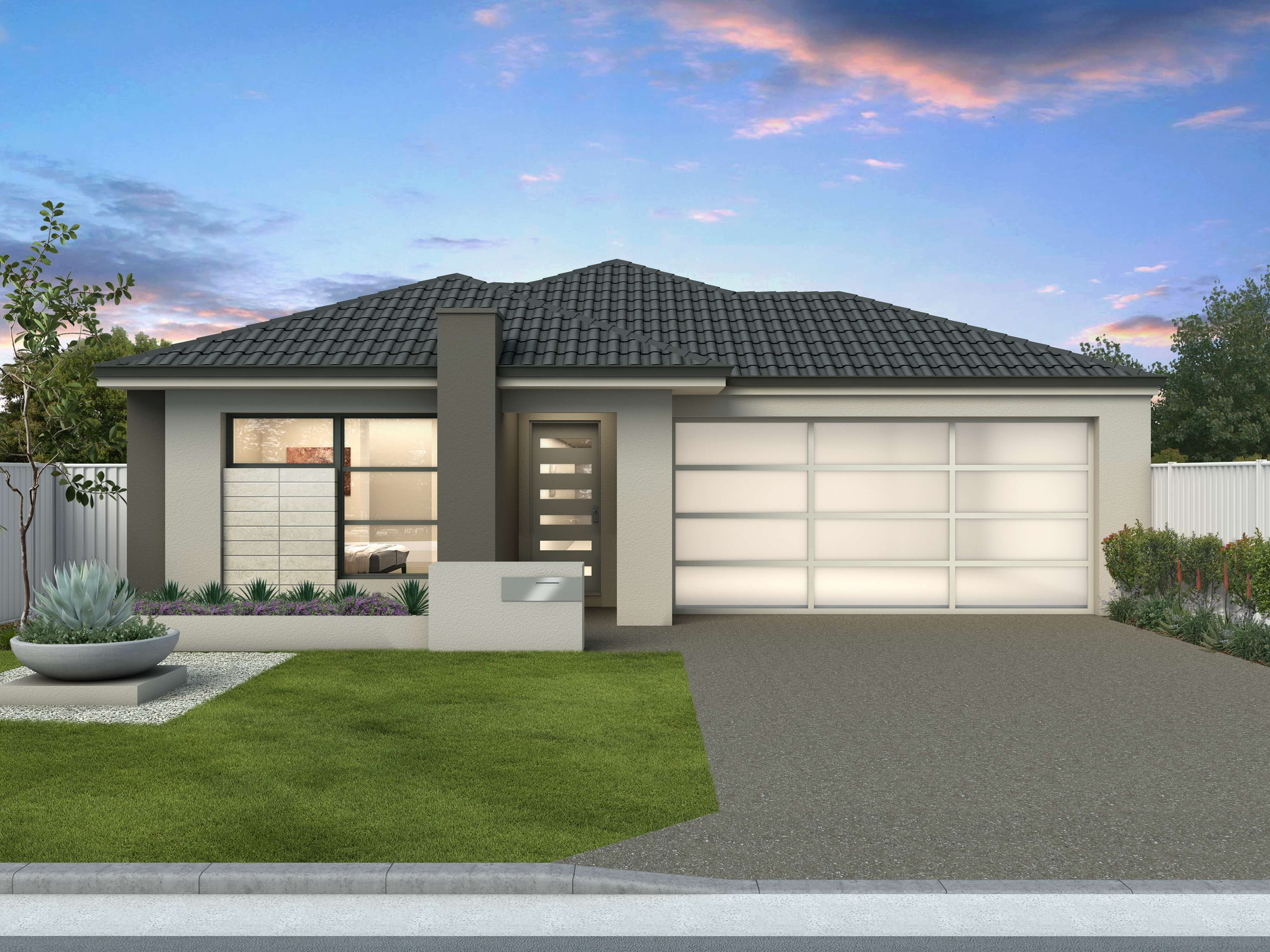 The Bottlebrush, a new home design by Move Homes for Perth families and first time home buyers