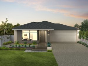 The Cambridge, a new home design by Move Homes for Perth families and first time home buyers