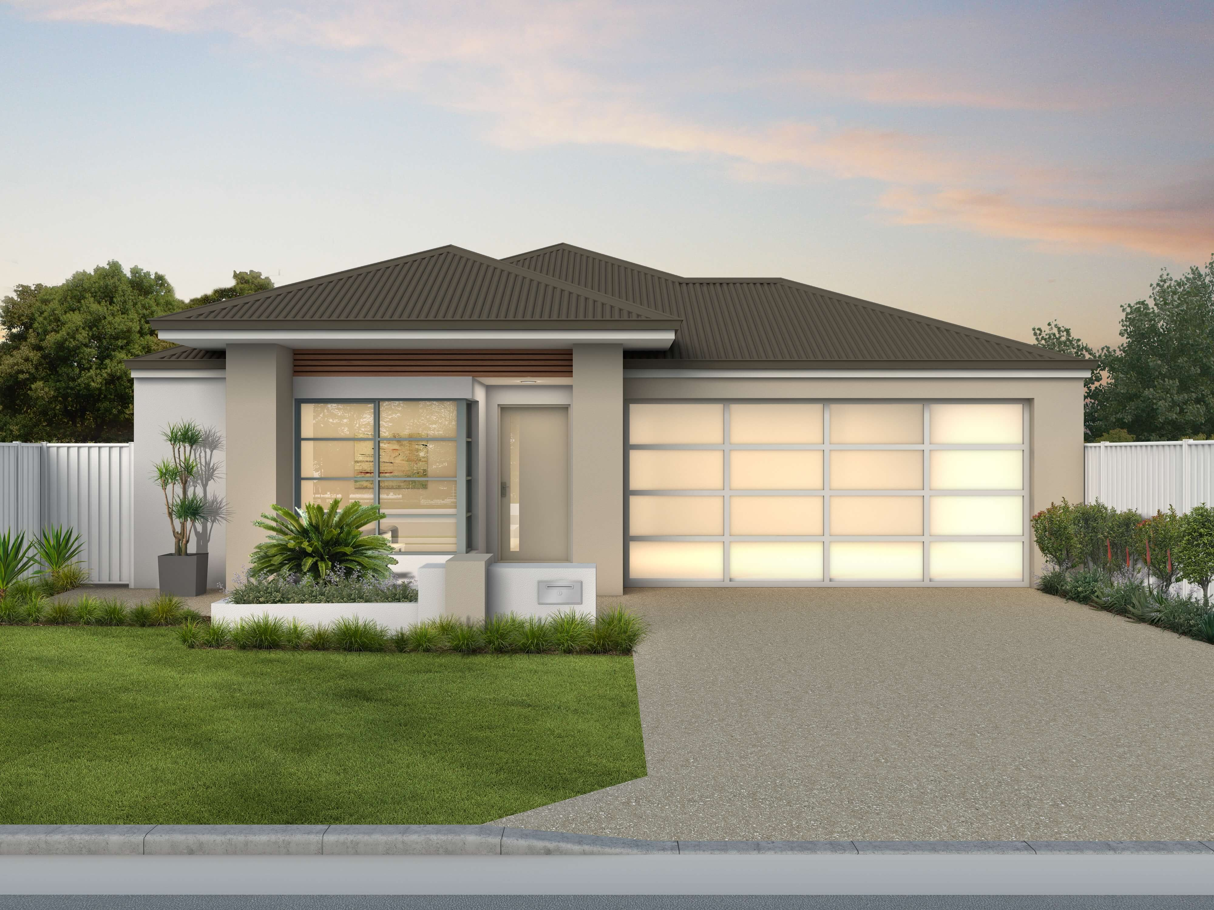 The Dryandra, a new home design by Move Homes for Perth families and first time home buyers