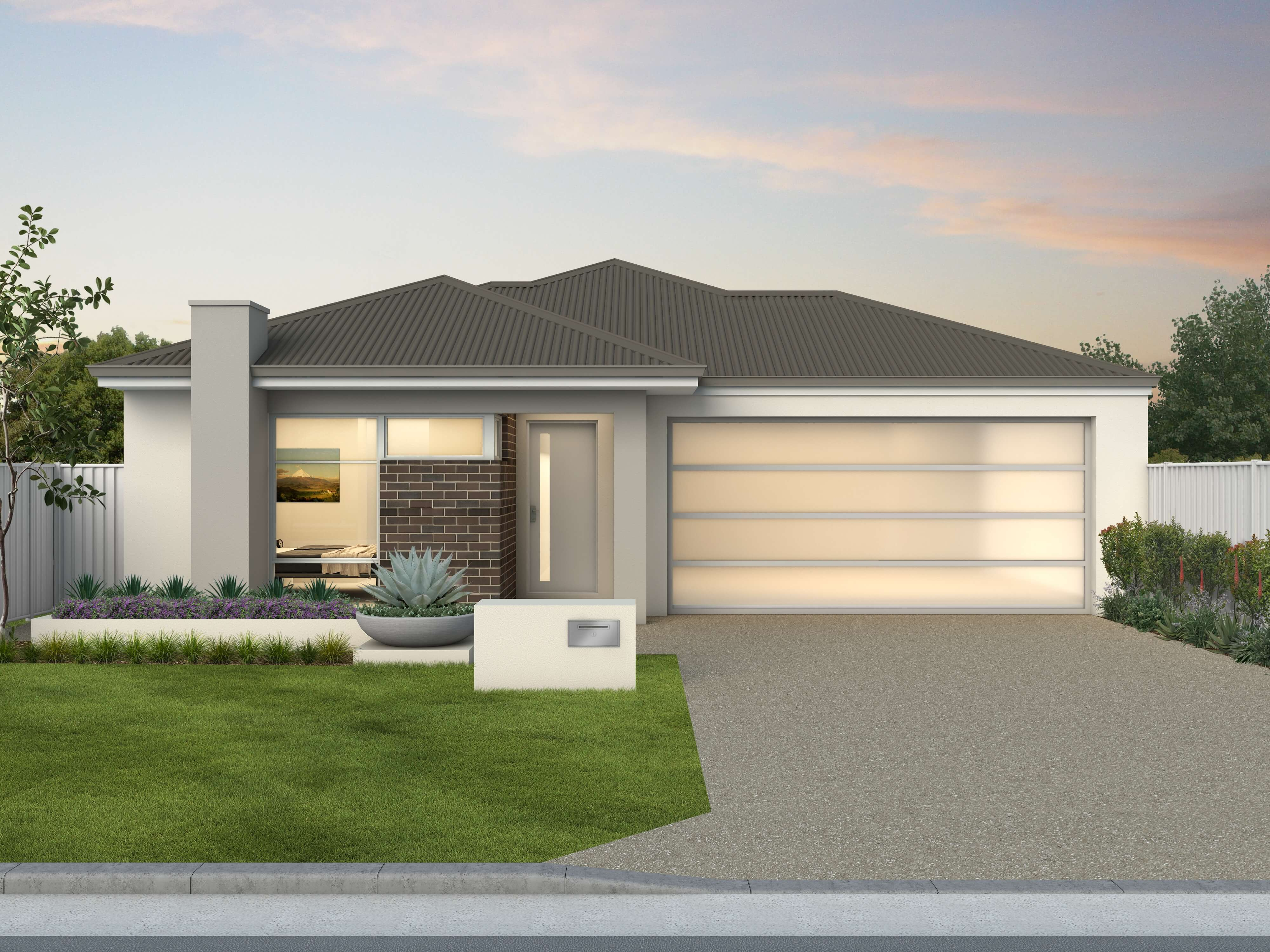 The Fuchsia, a new home design by Move Homes for Perth families and first time home buyers