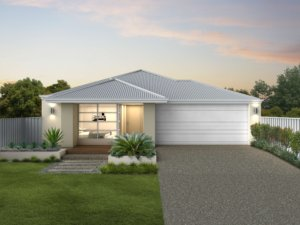 The Hamptons, a new home design by Move Homes for Perth families and first time home buyers
