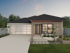 The Helena, a new home design by Move Homes for Perth families and first time home buyers