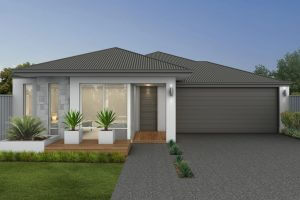 The Kruger, a new home design by Move Homes for Perth families and first time home buyers