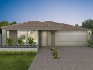 The Padbury, a new home design by Move Homes for Perth families and first time home buyers