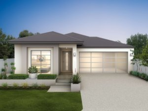 The Stirling, a new home design by Move Homes for Perth families and first time home buyers