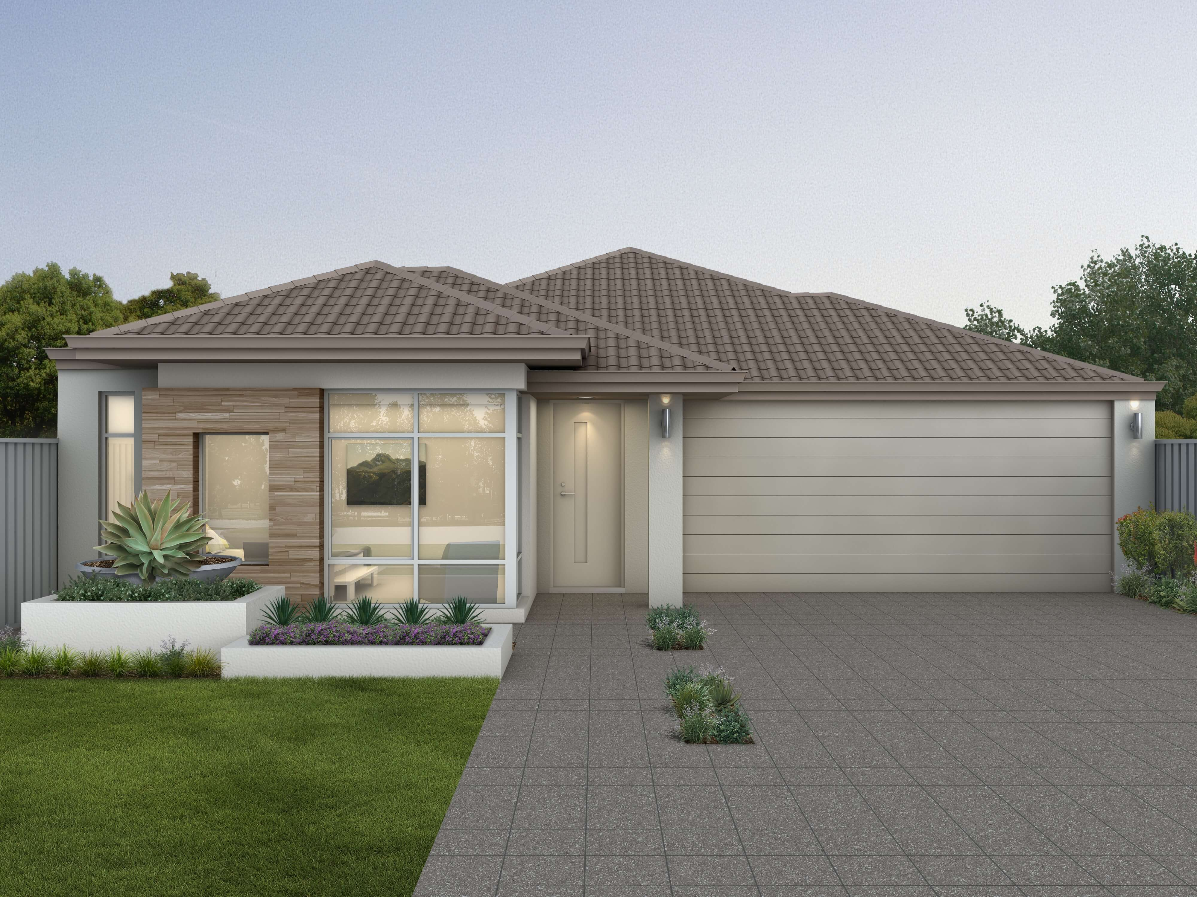 The Torres, a new home design by Move Homes for Perth families and first time home buyers