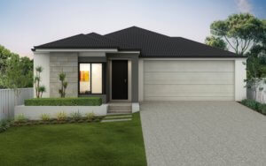 The Brecon, a new home design by Move Homes for Perth families and first time home buyers