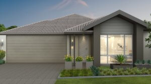 The Kobuk, a new home design by Move Homes for Perth families and first time home buyers