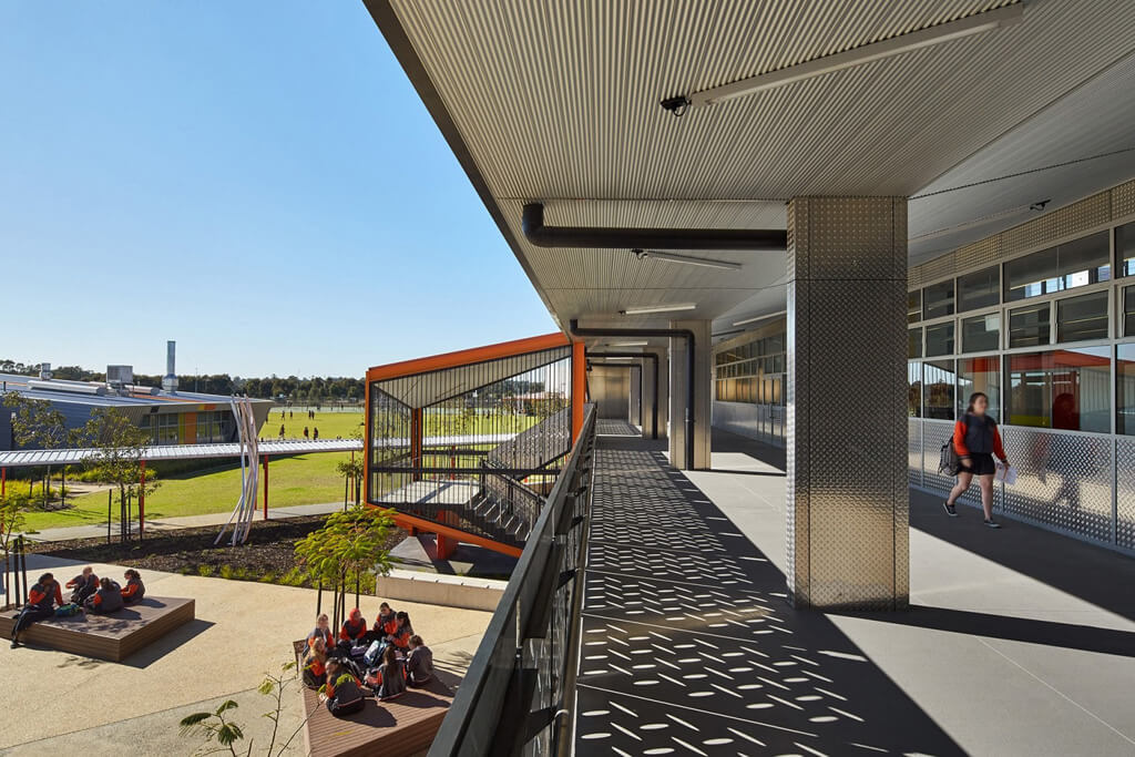 Baldivis Secondary College is minutes away from Move Homes' Baldivis house and land packages
