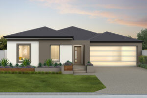 The Tahiti, a new home design by Move Homes for Perth families and first time home buyers