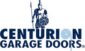 Logo for Centurion, garage door supplier for Move Homes