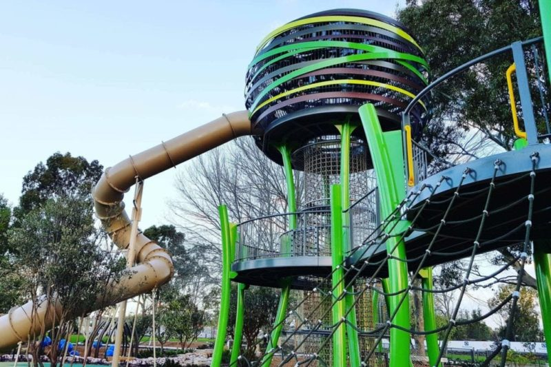 The Jungle Park is Brabham