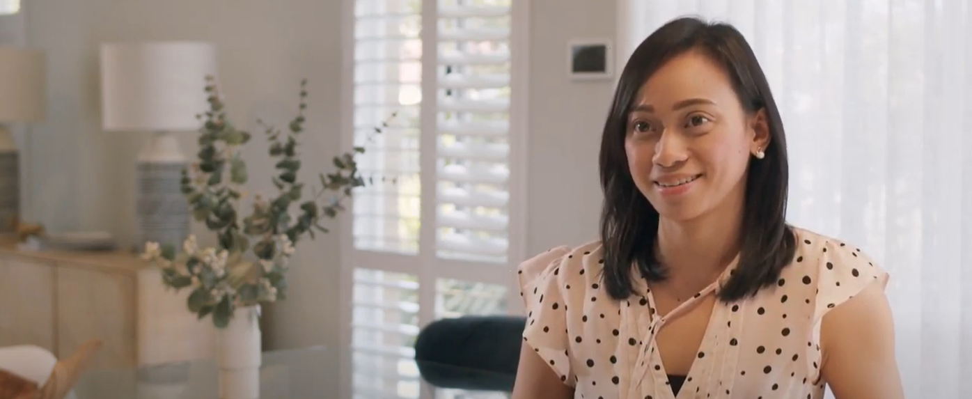 Cath Palacol helps Filipino first home buyers build in Perth.