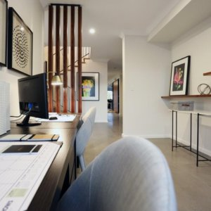 A study area for your home office in Perth