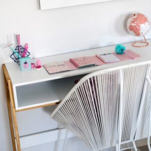 Study nook in Move Homes display home