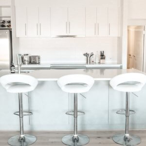 Kitchen design inspiration by Move Homes