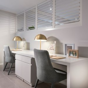 Study or home office style inspiration