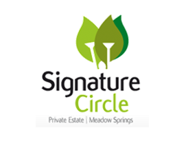 Signature Circle Estate has land for sale in Meadow Springs